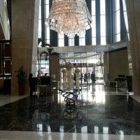 2/11/2013 tarihinde Ablimit G.ziyaretçi tarafından JW Marriott Hotel Ankara'de çekilen fotoğraf