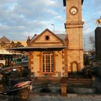 2/12/2013 tarihinde Ablimit G.ziyaretçi tarafından Cumhuriyet Meydanı'de çekilen fotoğraf