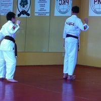 Photo taken at Phil Morgan Karate USA by Ryan S. on 8/23/2013