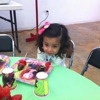 Photo taken at Salon de fiestas infantiles Figole by Mike C. on 11/9/2013