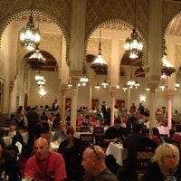 Photo taken at Restaurant Marrakesh by Misty H. on 12/1/2012