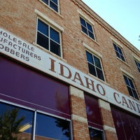 Photo taken at Idaho Candy Co by Dan A. on 9/10/2013