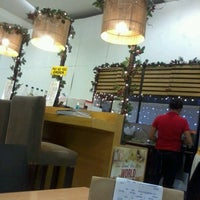 Photo taken at Cafe Rysus by Rue E. on 11/10/2012