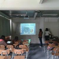 Foto tomada en Sede Tecnología Médica y Fonoaudiología - Universidad de Valparaíso por Romina el 11/7/2012