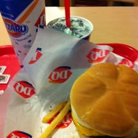 Photo taken at Dairy Queen by Igor C. on 1/26/2013