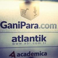 Photo taken at Ganipara HQ by Bora Ü. on 9/5/2013
