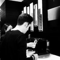Photo taken at Nespresso Boutique by David A. on 4/3/2013