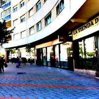 Photo taken at Banco Santander by David A. on 2/25/2013