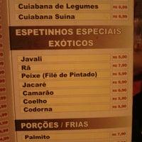 Photo taken at Vila Do Espeto II by Jessica A. on 8/3/2013
