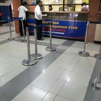 Photo taken at Samsat Polda Metro Jaya by Yan R. on 3/7/2016