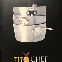 Photo taken at Tito Chef by @L3x P. on 8/17/2017