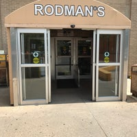 Photo taken at Rodman's by Gary M. on 4/30/2017