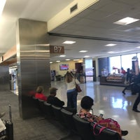 Photo taken at Gate B7 by Gary M. on 5/16/2017