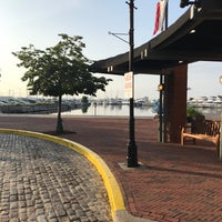 Photo taken at Fells Point by Gary M. on 5/28/2017