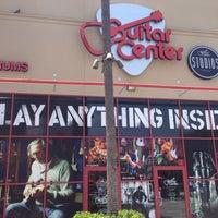 Photo taken at Guitar Center by Belinda E. on 7/4/2013