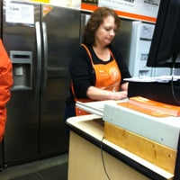 Photo taken at The Home Depot by Emylee on 10/15/2012