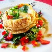 Photo taken at Restaurante Flor De Sal by Celia M. on 7/2/2013