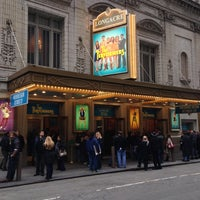 Photo taken at Longacre Theatre by Christopher C. on 11/10/2012