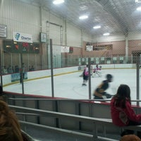 Photo taken at Bay County Civic Arena by Kevin S. on 1/31/2013