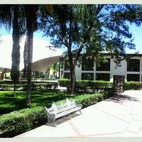 Photo taken at Universidad Cuauhtémoc by Alejandra G. on 4/13/2013