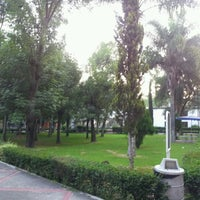 Photo taken at Universidad Cuauhtémoc by Alejandra G. on 9/26/2012