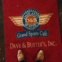 Photo taken at Dave & Buster's by neerad jet .. on 11/17/2012