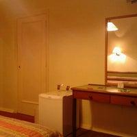 Photo taken at Timbiras Palace Hotel by Eduardo A. on 3/30/2013