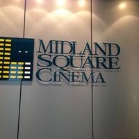 Photo taken at Midland Square Cinema by Masami M. on 10/31/2012