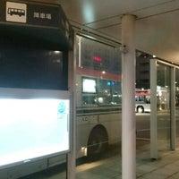 Photo taken at 新潟駅南口バスターミナル by K S. on 4/22/2017