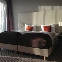 Das Foto wurde bei Radisson Blu Hotel Leipzig von André H. am 4/15/2013 aufgenommen