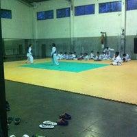 Photo taken at Bandung Taekwondo Training Centre by Sapto S. on 12/7/2012