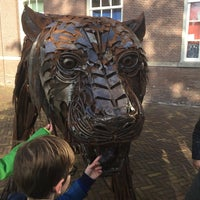 Photo taken at Binnenplaats Hermitage (Amstelhof) by GuidoZ on 11/2/2017