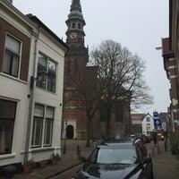 Photo taken at Nieuwe Kerksplein Haarlem by GuidoZ on 12/15/2016