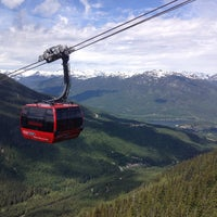 Photo taken at PEAK 2 PEAK Gondola by Sarah on 6/16/2013