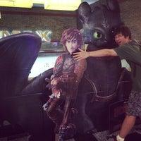 Photo taken at Wanda International Cinema by william w. on 8/14/2014