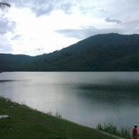 Photo taken at BangWard Dam by Bob on 12/14/2012
