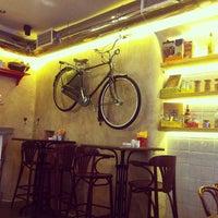 Снимок сделан в Caffe Centrale пользователем Matilda 1/16/2013