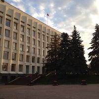 Снимок сделан в Правительство Нижегородской области пользователем Margarita H. 9/15/2012
