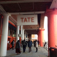 Photo taken at Tate Liverpool by Ben R. on 11/17/2012