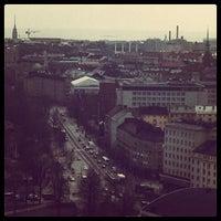 Photo taken at Stadionin torni by Алексей К. on 4/30/2013