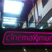 1/10/2013 tarihinde Barış B.ziyaretçi tarafından Cinemaximum'de çekilen fotoğraf