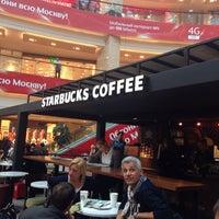 Снимок сделан в Starbucks пользователем Мария 🎀 X. 10/14/2013