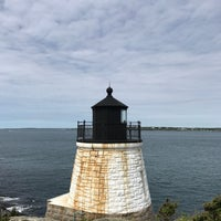 Photo taken at Castle Hill Lighthouse by Dean P. on 5/28/2017