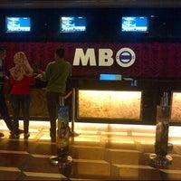 Photo taken at MBO Cinemas by XaXa F. on 8/14/2013