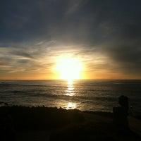 Photo taken at Sunset Bench by Megan M. on 12/24/2012