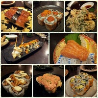 Photo taken at Sushi Tei by Irene D. on 2/25/2013