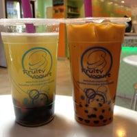 Photo taken at Fruity Yogurt by Kelsey L. on 11/24/2012