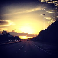 Photo taken at Florida State Road 528 by Conlittlejohn on 9/18/2013