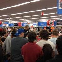 Photo taken at Walmart Supercenter by Chris R. on 11/23/2012