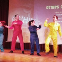 Photo taken at Auditori Barradas by Felix B. on 5/17/2014
